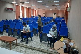 The progress of the undergraduate examinations in